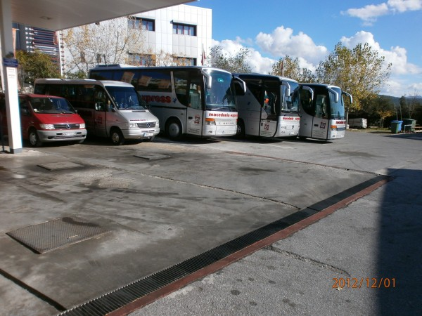 MACEDONIA EXPRESS BUS SERVICES